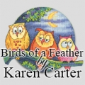 Birds of a Feather by Karen Carter