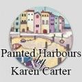 Painted Harbours by Karen Carter