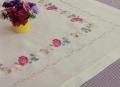 Emb Flower Tendril Cloth Kit 90cm x 90cm