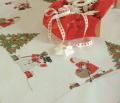 Xst Xmas Santa Claus Cloth Kit 90cm x 90cm