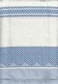 100% Cotton Tea Towel - Light Blue Check