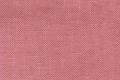 10cm Linen Band - Dusky Pink/Old Rose