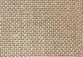 10cm Linen Band - Natural
