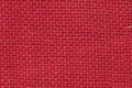 20cm Linen Band - Red
