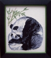 Panda and Cub Chart