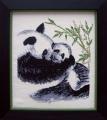 Panda & cub Chart