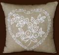 Heart Candlewick Pillow Kit
