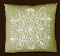 Symmetry Candlewick Pillow