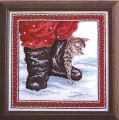 Santa Boots Chart