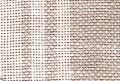 30cm Linen Band - Grey Stripe