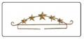 Star Hanger 21cms