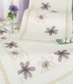 X St Daisies Cloth 90x90
