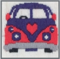 Anchor 1st Long Stitch Kit - Victor (VW)