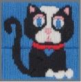 Anchor 1st Long Stitch Kit - Roberta (Cat)