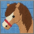 Anchor 1st Long Stitch Kit - Dylan (Pony)