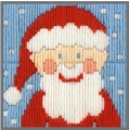 Anchor 1st Long Stitch Kit - Santa