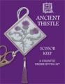 Ancient Thistle Scissor Keep K