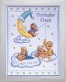 Heavenly Bears Baby Sampler