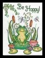 Be Hoppy - Frog