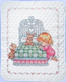 Bedtime Prayer Girl Quilt Kit