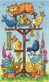 Birds of a Feather - Bird Table Chart