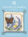 Butterflies & Buddleia Pincush