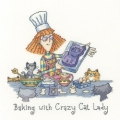 Cats Rule - Baking with Crazy Cat Lady Chart