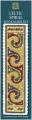 Celtic Spiral (Cream) Bookmark