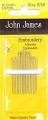 Crewel Embroidery Needles 5/10