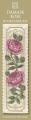 Damask Rose Bookmark Kit