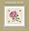 Damask Rose Coaster Kit