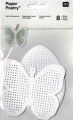 Easter Shaped Boards to Embroider - 8 Pieces
