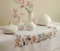 Emb Tulip & Orchid Cloth Kit 95cm x 95cm