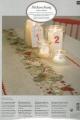 Emb Xmas Holly Wreath Runner Kit 40cm x 150cm