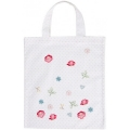 Embroidered Flowers Bag Kit