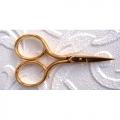 Etui Scissors - Gold