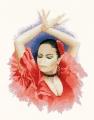 Flamenco Dancer Chart