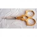 Fleur Scissors - Gold