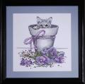 Flowerpot Kitty Kit