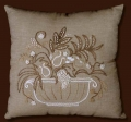 Fruit Basket Candlewick Pillow Kit
