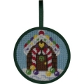Gingerbread House Ornament kit