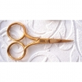 Gold Work Scissors