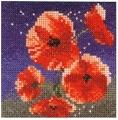 Mini Poppies Chart