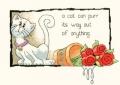A Cat Can Purr Chart