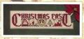 Christmas Past Chart & Charms