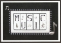 Music Chart and Charms