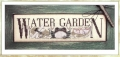 Water Garden Chart & Charms