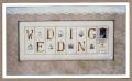 Wedding Chart & Charms