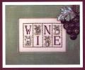 Wine  Chart & Charms