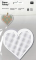 Heart Shaped Boards to Embroider - 8 Pieces